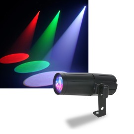 ADJ Pinspot LED Quad DMX