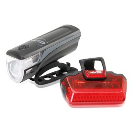 CONTEC Speed-LED USB LED bike light set