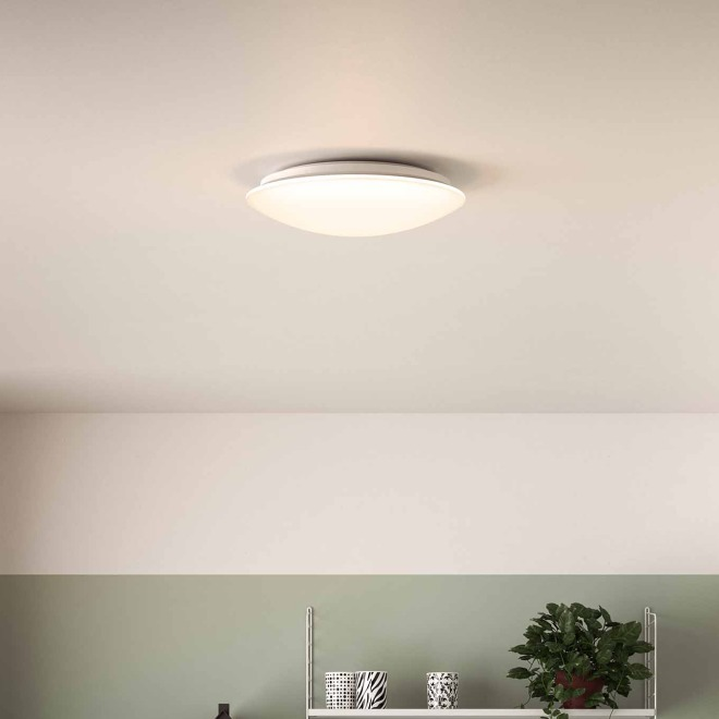 Philips myliving mauve ceiling light d40 ceiling lights 44198 mozeypictures Gallery