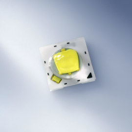 Nichia NVSW219CT SMD-LED with PCB (10x10mm), 280lm, 5000K, CRI 80