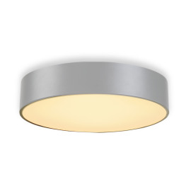 SLV MEDO 40 LED ceiling light silver grey