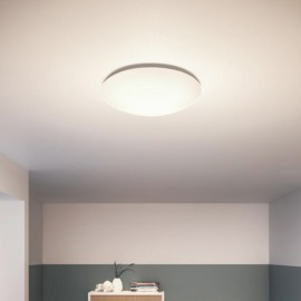 Philips myLiving Suede ceiling light D50