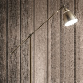 Ideal Lux NEWTON PT1 BRUNITO floor lamp