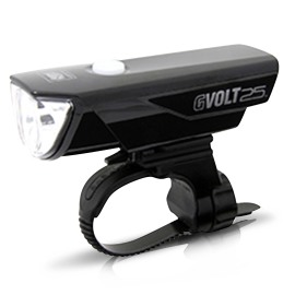Cateye GVOLT25 HL-EL360GRC LED bike front light