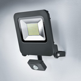 Osram LED Floodlight 50W 830 gris Sensor