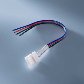 Connecting cable for RGB LumiFlex LED strip, 15cm image