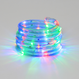 LED tube RGB, 72 colourful LEDs