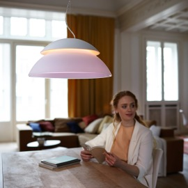 Philips hue beyond pendant light