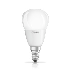 Osram Superstar Classic LED Lampe E14 6W, warmweiß, mattiert