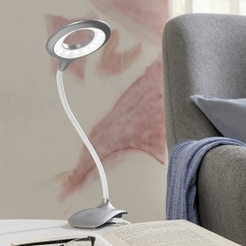 ESTO table lamp KOKO silver