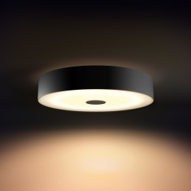 Philips hue Fair LED ceiling light black