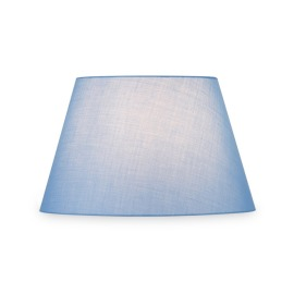 SLV Fenda Lampshade, Conical, D/H 45.5/28 cm, blue