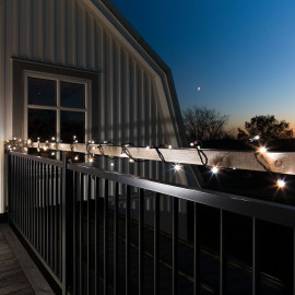 LED rope light with multifunction