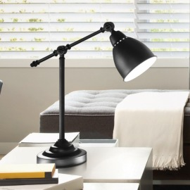 Ideal Lux NEWTON TL1 NERO table lamp