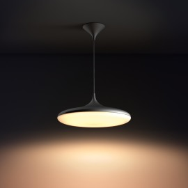 Philips hue Cher LED lampe suspendue noir