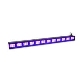 Beamz BUV123 LED-Bar 12x3W UV Wall-Washer