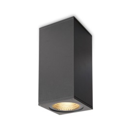 SLV Big Theo Flood Up/Down LED lampe murale d' extérieur anthracite