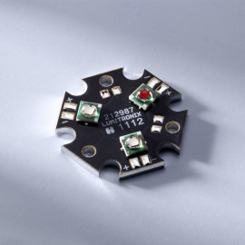 Cree XP-E RGB SMD-LED Bild