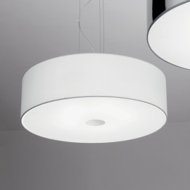 Ideal Lux WOODY SP5 BIANCO pendant light