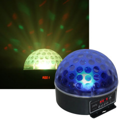 BeamZ Magic Jelly DJ LED Ball DMX Multicolor