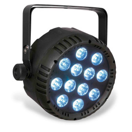 Showtec Club LED PAR 12/6 RGBWAUV