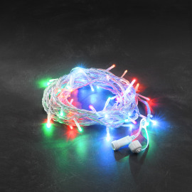 LED System 24V - Multi-Coloured Chain of Light, 100 LEDs