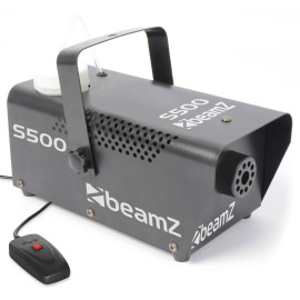 BeamZ S500 Smoke Machine incl. 250ml fluid