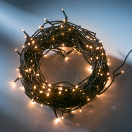 LED fairy light (rope)  warmwhite, 41m (200 LEDs)
