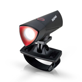 SIGMA SPORT Buster 700 LED-Helmleuchte