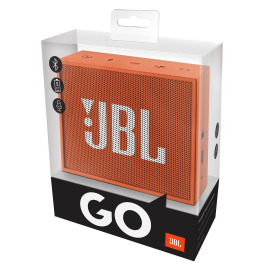 JBL Go Bluetooth Haut-parleur, orange