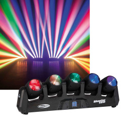Showtec Shooter 180 LED Moving Head