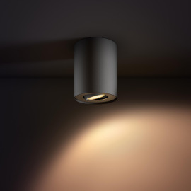 Philips hue Pillar LED 1 Spot noir