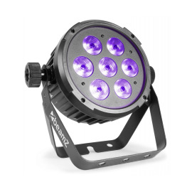 Beamz BT280 LED-PAR 7 x 10W RGBWA-U 6in1