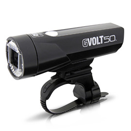 Cateye GVolt 50 HL-EL550GRC LED bike front light