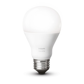 Philips Hue LED E27 extension blanc chaude 8,5W