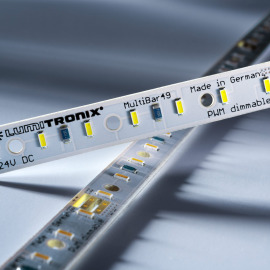 MultiBar49 LED Strip, warmwhite, 630lm, 49 LEDs, 50cm, 24V