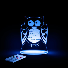 LED Night light Hibou