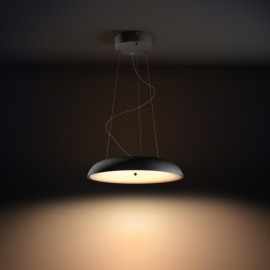 Philips hue Amaze LED pendant light black