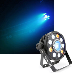 Beamz BX94 LED-PAR 9x6W 4in1 RGBW DMX IRC