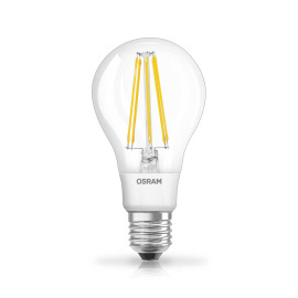 Osram LED RETROFIT A94 11W E27 clear non dim