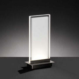 Honsel table lamp Forma, flat