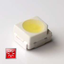 Osram Top SMD-LED, 6lm, rot Bild
