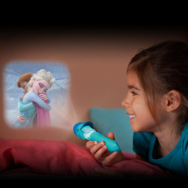 Philips Disney Frozen Projecteur-Lampe de poche