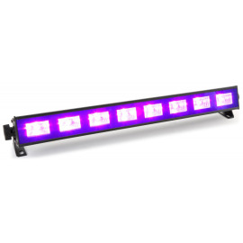 BeamZ BUV93 LED Bar 8 x 3W UV Wall-Washer