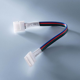 Connector with cable for RGB LumiFlex LED strip, 15cm image