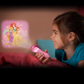 Philips Disney Princess Projecteur-Lampe de poche