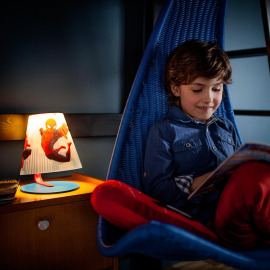 Philips Disney Spiderman Lampe de table
