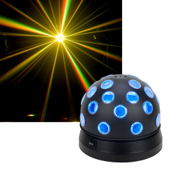 ADJ Mini TRI LED Ball II
