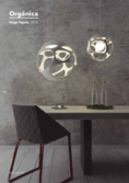 Data sheet Mantra pendant light ORGANICA 1L SMALL