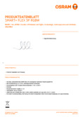Data sheet Osram Smart+ Flex 3P RGBW